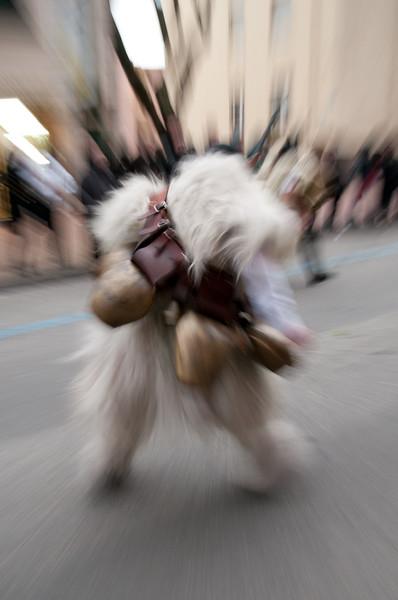 Sardinia, Italy: traditional carnival masks - Maschere tradizionali della Sardegna: Boes e Merdules di Ottana