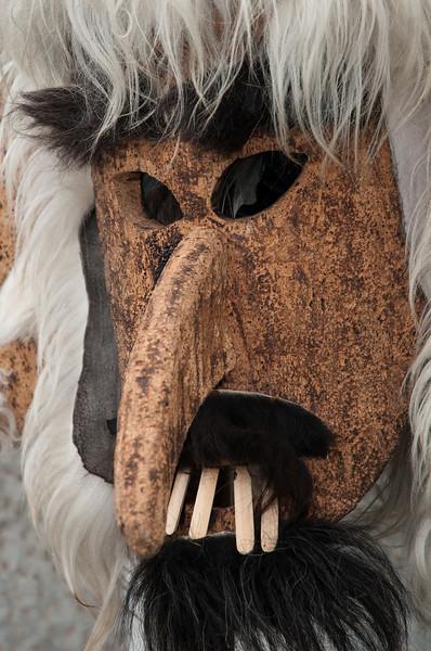 Maschere tradizionali della Sardegna: Su Corongiaiu, Laconi