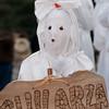 Maschere tradizionali della Sardegna: Sas mascheras a lentzolu di Ghilarza - (ENG) Sardinian traditional masks from Ghilarza.