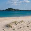 Sardinia, Italy: Costa Smeralda, Liscia Ruja beach. - Sardegna, Costa Smeralda: spiaggia di Cala Liscia Ruja
