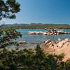 Sardinia, Costa Smeralda. Pevero Bay.