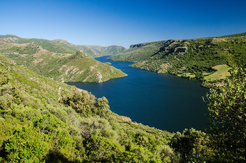 Lago Flumendosa