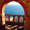 Nebida Ruin Arches