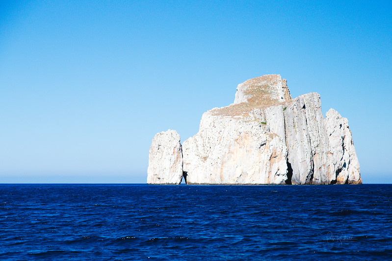 Sugar Loaf Rock, Sardinia