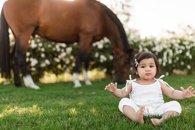 Maharaj Family Session Horse Ranch A022