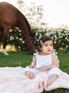 Maharaj Family Session Horse Ranch A019