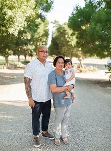 Maharaj Family Session Horse Ranch A003