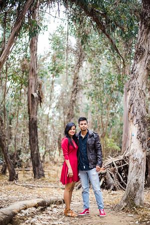 Sarim & Uzma - Engagement