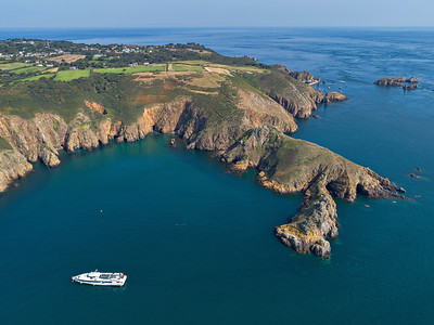 Derrible Bay, Sark