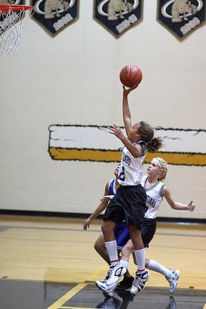 2007-08 SMS girls' basketball