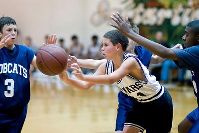 2008-09 SMS boys' basketball