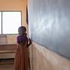 At school in Samburu, Kenya