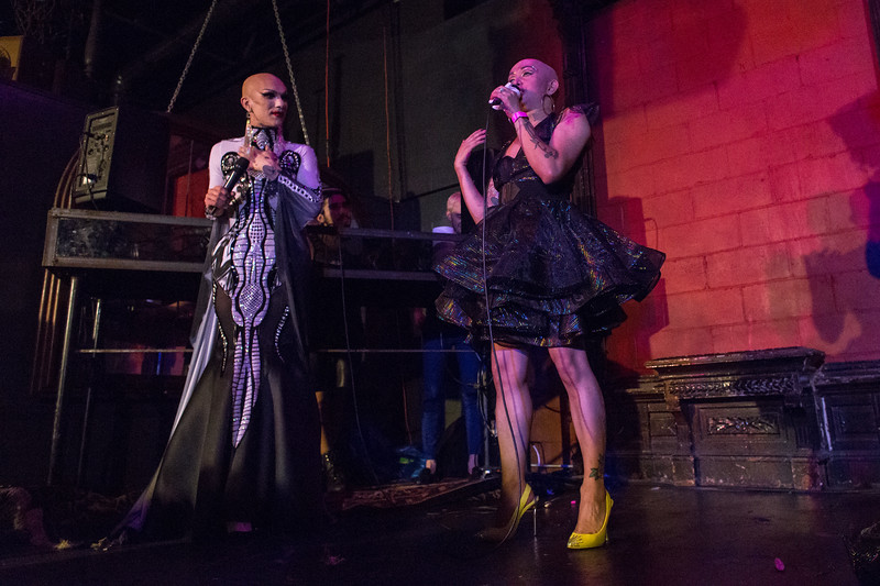 Ongina speaks about the experience of surviving a gay bashing in Brooklyn.