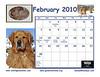February bottom page