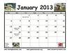 January Bottom - Splash