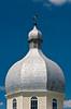 The Pryma Church, St. John the Baptist Ukrainian Greek Catholic Church near Smuts, Saskatchewan, Canada.