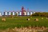 The Richardson Pioneer inland grain terminal near Yorkton, Saskatchewan, Canada.