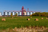 The Richardson Pioneer inland grain terminal near Yorkton, Saskatchewan, Canada.