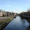 Zandslootkade links en rechts de Postwijkkade  foto: 2012<br /> <br /> ref.nr: S1545