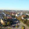 Pancratiuskerk uitzicht vanaf de toren, foto 2011<br /> <br />  ref.nr: S1419