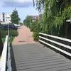 De brug tussen de Zuiderstraat en de Geestburg richting Zilverstroom, foto 2009 <br /> <br /> ref.nr: S0035