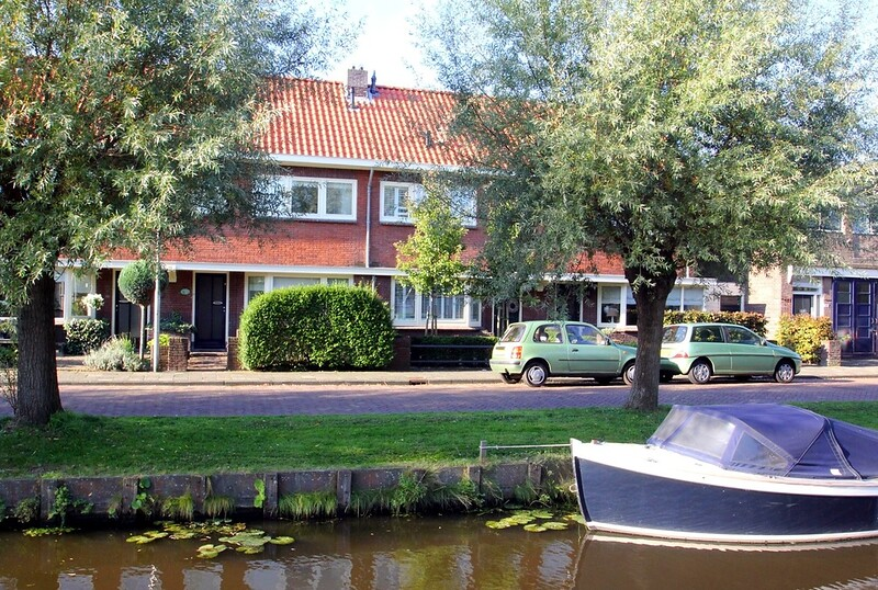 Postwijkkade, foto: 2013<br /> <br /> ref.nr: S1630