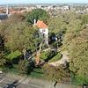Pancratiuskerk uitzicht vanaf de toren, foto 2011<br /> <br />  ref.nr: S1417