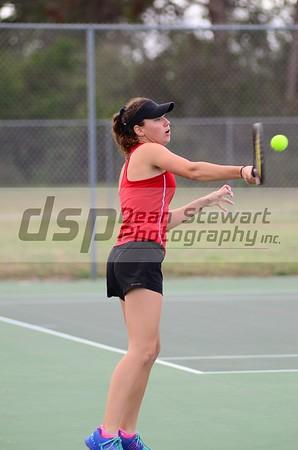 SHS Girls Tennis 2-28