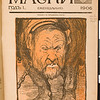 Maski, no. 8, March 21, 1906