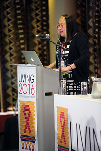 21st International AIDS Conference (AIDS 2016), Durban, South Africa. The Positive Leadership Summit  - Room M22 Chair : Cecilia Chung Photo©International AIDS Society/Abhi Indrarajan