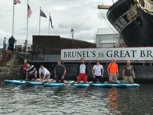 Harbourside Adventure, 16 September 11.00 (Ben)
