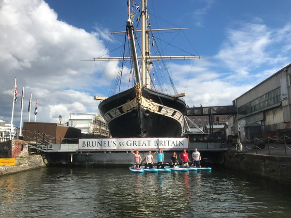 Harbourside Adventure, 16 September 14.00 (Ben)