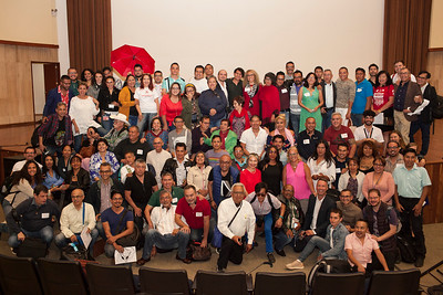 10th IAS Conference on HIV Science (IAS 2019), Mexico City, Mexico Participants at the IAS 2019 Community Forum Photo ©International AIDS Society/Jordi Ruiz Cirera/Panos Pictures