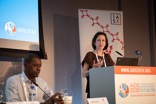 HIV Cure Research with the Community Workshop - aids2018
