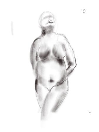 Saturday drawing class