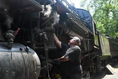 TRAIN FUNDRAISER