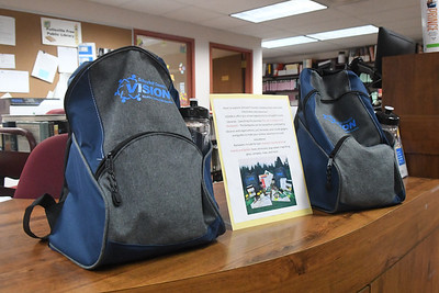 Vision Backpacks