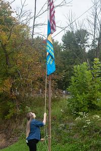 NATIONAL PIEROGY DAY FLAG RAISING