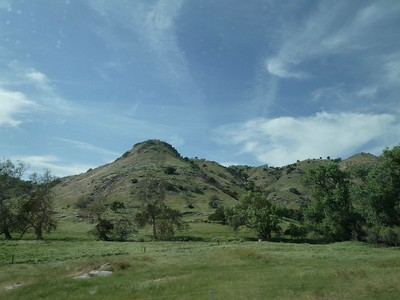 FOOTHILLS BEFORE ELEVATION CLIMB