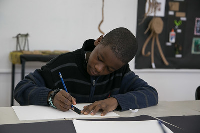 Pratt Youth Art Program