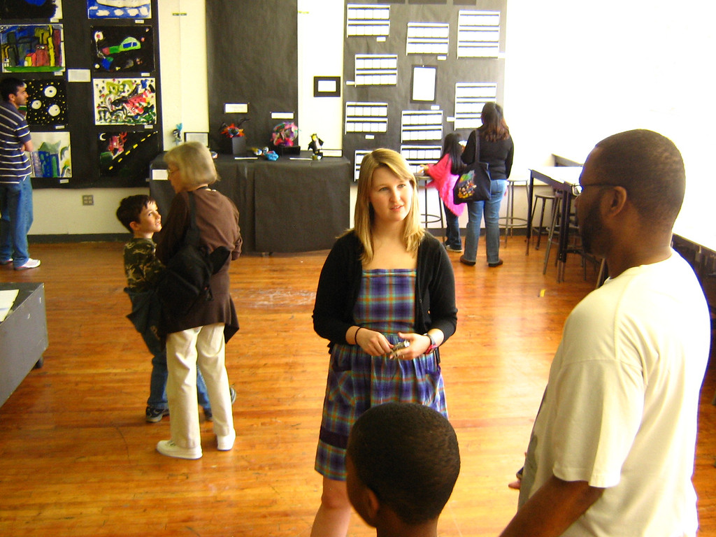 2009 with Cynthia and Stephanie