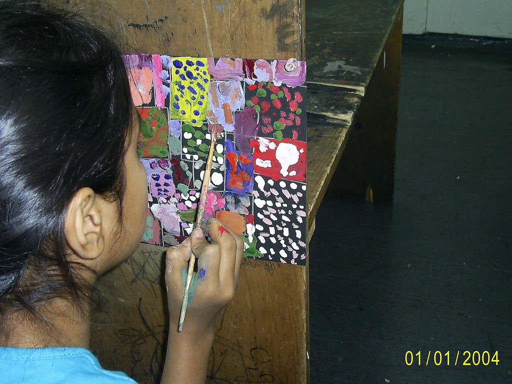 2005 Drawing and Painting with Young