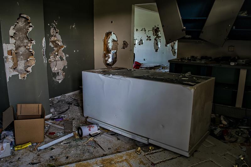 The Saturn House-Kitchen Nightmares