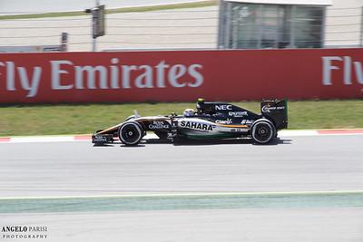 Barcelona F1 - 2015