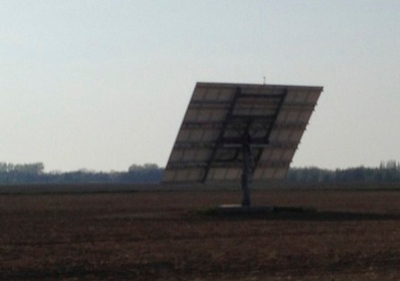 Solar is popping up everywhere.