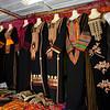 Saudi Arabia, Asir, Abha, Traditional Dresss In The Souk