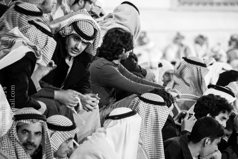 Crowds, Janadriyah Festival, Riyadh
