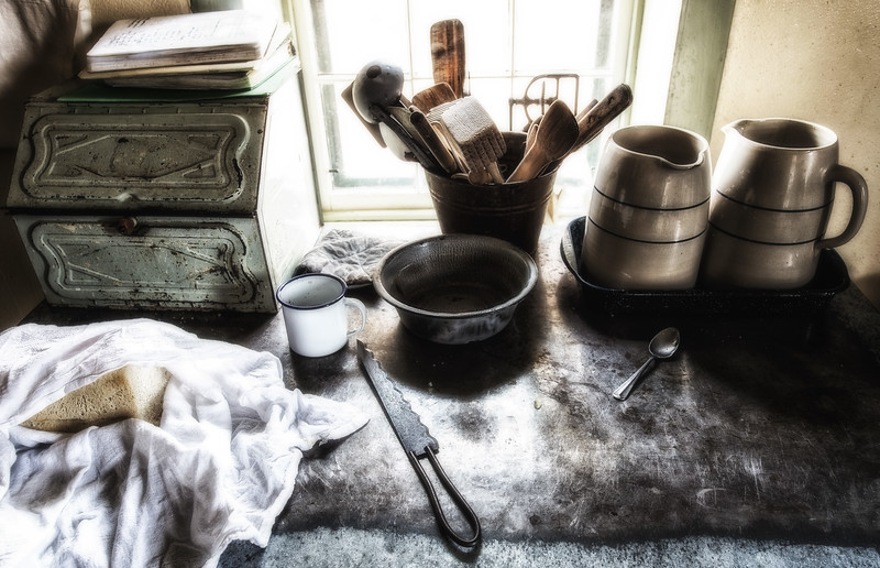 Grandmother's Kitchen