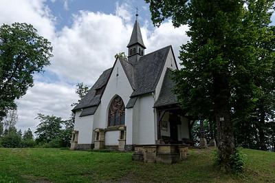 Kahlenberg Chapel, Medebach, Sauerland