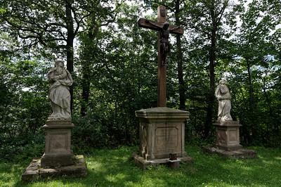 XII Station: Jesus dies on the Cross